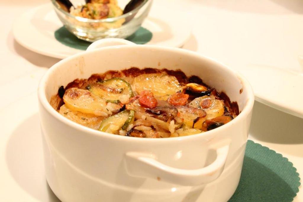 Giornata Mondiale patate riso cozze
