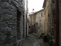 Vicoli di Castelletta nelle Marche