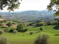 Castelgagliardo borgo delle Marche