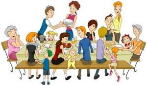 Famiglia moderna