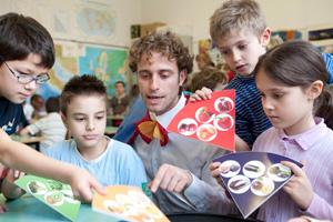 Educazione alimentare nelle scuole
