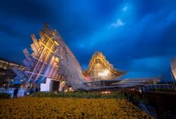 Padiglione Cina - Fotografo Zhang Wei