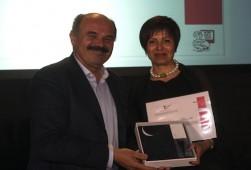 Loriana Abbruzzetti e Oscar Farinetti