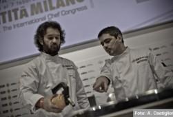 Carlo Cracco e Matteo Baronetto