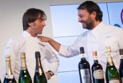 Davide Oldani e Ugo Alciati