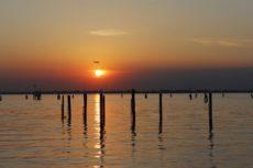 lagoon sunsets